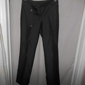 Polyester Viscose Spandex Blend Dress Trousers
